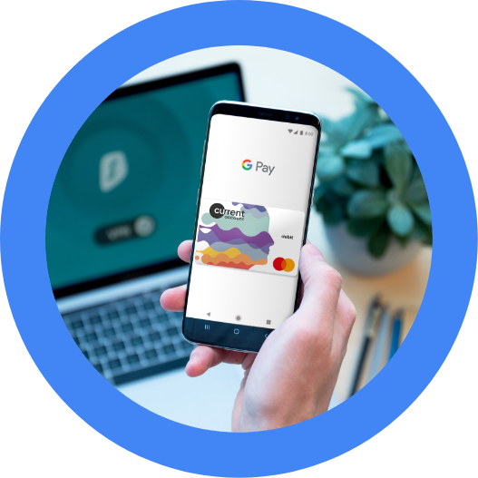 Google Pay from Current Account from your Credit Union